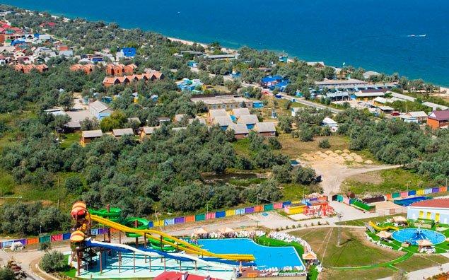 Азовское море > Автобусные туры на Азовское море     из Екатеринбурга